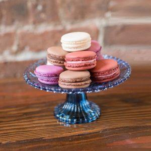Velvet Dessert Macarons - Maggie O'Brien