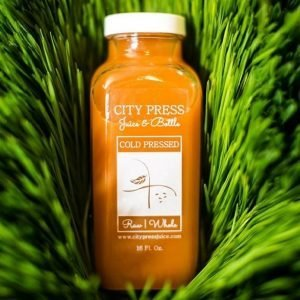 City Press Juice & Bottle - Cold Pressed