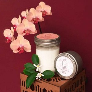 Edgewater Candles - Orchid Neroli