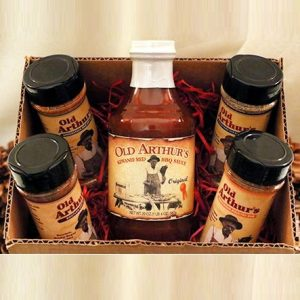 Old Arthur's Barbecue Sauce