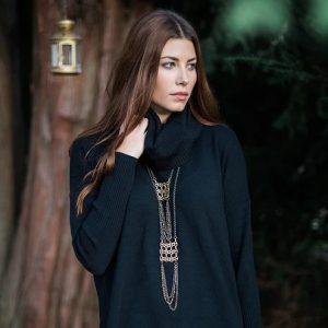 Tania Rodamilans - Gold Necklace