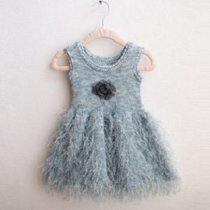 Edie Kasten - Blue Tank Dress