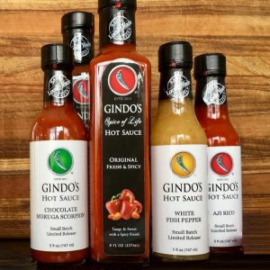 Gindo's Hot Sauce - Chicago Artisan Market