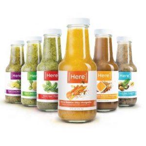 Here Foods - Salad Dressings