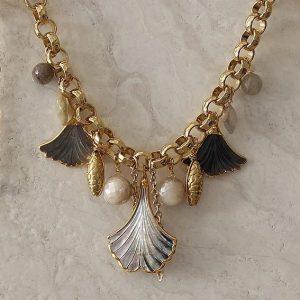 Krysia Renau - Clamshell Necklace