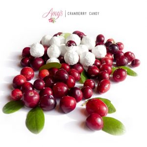 Amy's Cranberry Candy