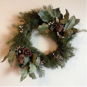 Wreath Making at Chicago Artisan Market
