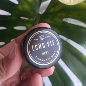Echo Vie - Mint Tinted Lip Balm