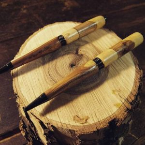Allegory Handcrafted Pens at Chicago Artisan Market