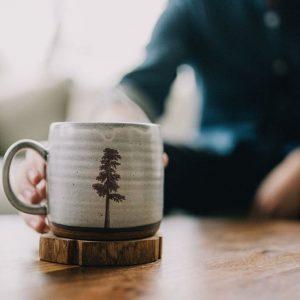 Grayling Ceramics at Chicago Artisan Market - Coffee Mug