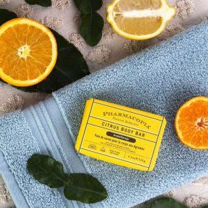 Pharmacopia natural bodycare - Citrus Body Bar