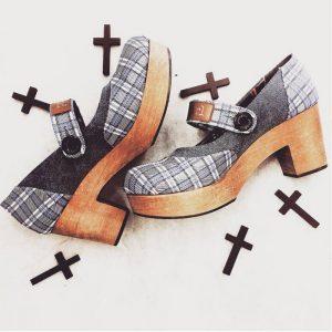 poorgirl shoes at Chicago Artisan Market