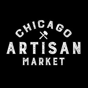 Chicago Artisan Market - black logo