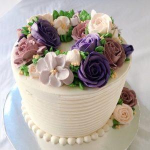 Indulgence by Zasha at Chicago Artisan Market (Flower Cake)