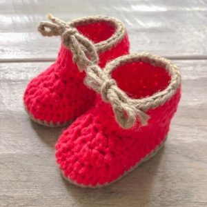 Liv by Olivia Lauren - Chicago Artisan Market (Red Booties)
