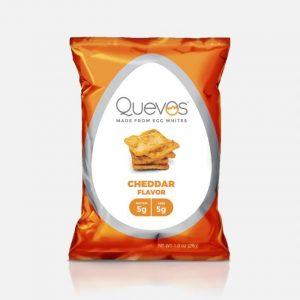Quevos (Egg White Chips) at Chicago Artisan Market