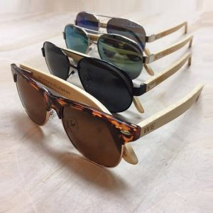 Wooden Element at Chicago Aritisan Market (Wooden Sunglasses)