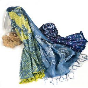 Hatke scarves - Chicago Artisan Market