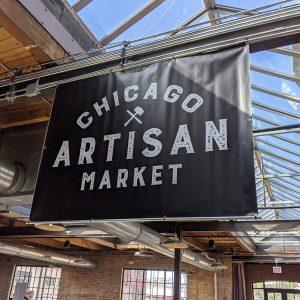 Chicago Artisan Market - Skylight Room at Morgan MFG