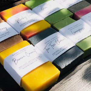 Golden Sapphire - Chicago Artisan Market (natural artisan soaps)