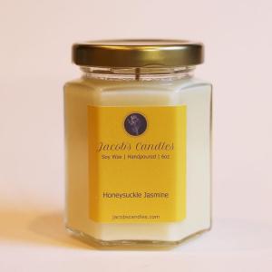 Jacob's Candles - Chicago Artisan Market (honeysuckle jasmine)