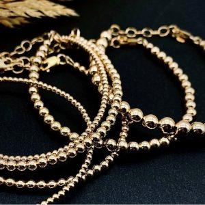 Kono & Co. (gold necklaces) - Chicago Artisan Market