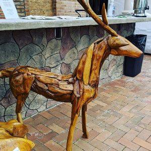 Natural Wonders (deer) - Chicago Artisan Market