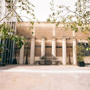 The Courtyard at Artifact Events (Chicago Artisan Market)