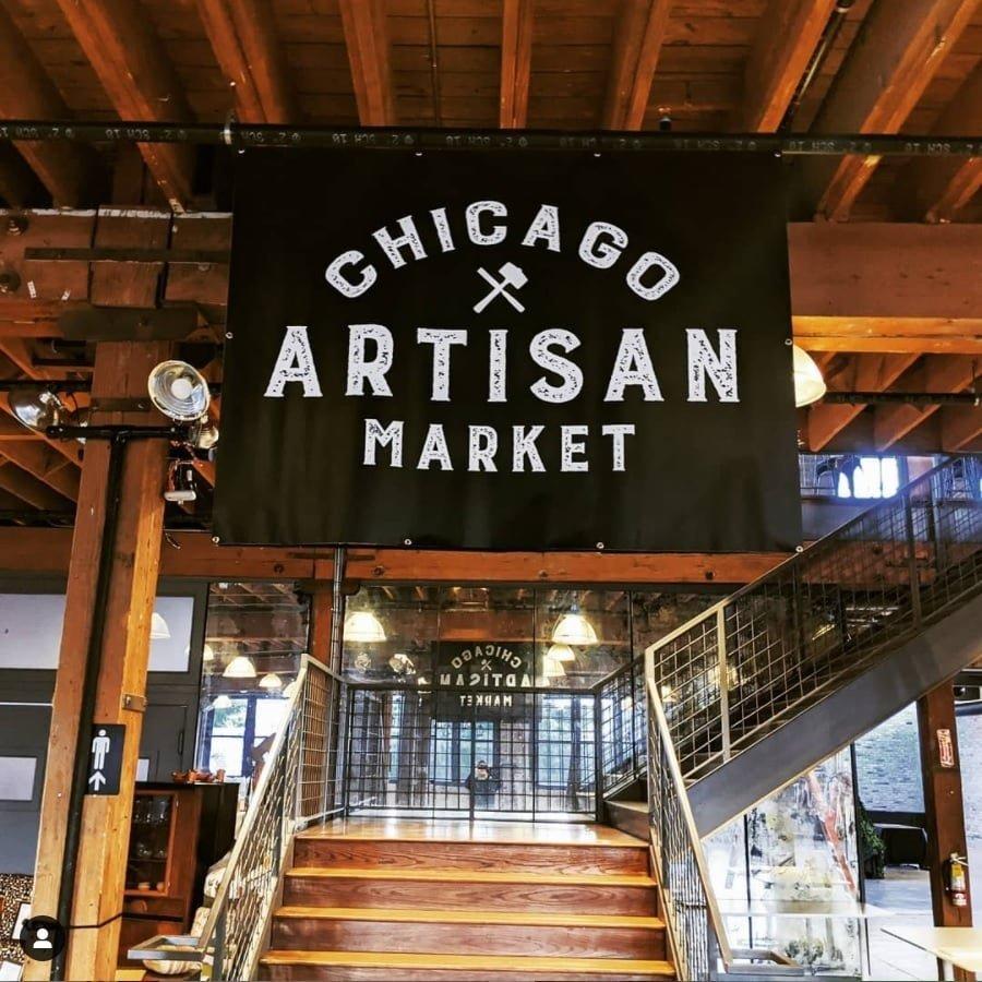Chicago Artisan Market in Ravenswood (Banner at Artifact Events)